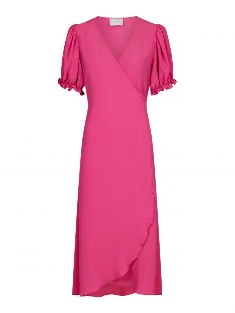 Carli Mini Crepe Dress
